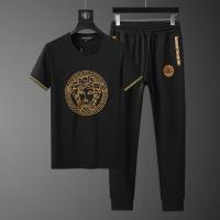 Versace Tracksuits Short Sleeved O-Neck For Men #562503
