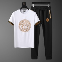 Versace Tracksuits Short Sleeved O-Neck For Men #562505