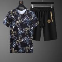 Versace Tracksuits Short Sleeved O-Neck For Men #562522