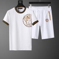 Versace Tracksuits Short Sleeved O-Neck For Men #562525