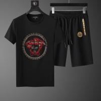 Versace Tracksuits Short Sleeved O-Neck For Men #562533
