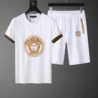 Versace Tracksuits Short Sleeved O-Neck For Men #562539