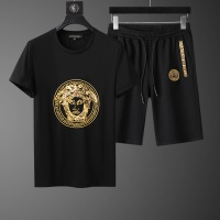 Versace Tracksuits Short Sleeved O-Neck For Men #562540
