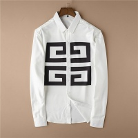 Givenchy Shirts Long Sleeved Polo For Men #562654