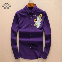 Givenchy Shirts Long Sleeved Polo For Men #562661