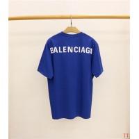 Balenciaga T-Shirts Short Sleeved O-Neck For Men #562699