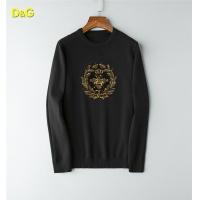 Dolce & Gabbana D&G Sweaters Long Sleeved O-Neck For Men #562862