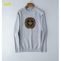 Dolce & Gabbana D&G Sweaters Long Sleeved O-Neck For Men #562863