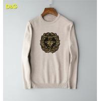 Dolce & Gabbana D&G Sweaters Long Sleeved O-Neck For Men #562864