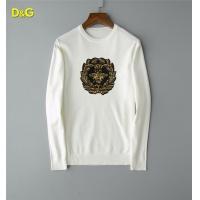 Dolce & Gabbana D&G Sweaters Long Sleeved O-Neck For Men #562866