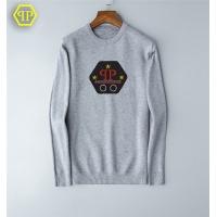 Philipp Plein PP Sweaters Long Sleeved O-Neck For Men #562887