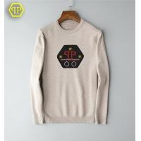 Philipp Plein PP Sweaters Long Sleeved O-Neck For Men #562888