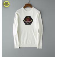 Philipp Plein PP Sweaters Long Sleeved O-Neck For Men #562889