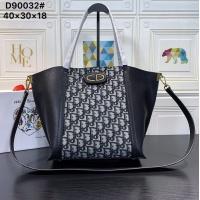 Christian Dior AAA Quality Handbags In Navy #563021