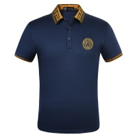 Versace T-Shirts Short Sleeved Polo For Men #563125