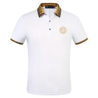 Versace T-Shirts Short Sleeved Polo For Men #563126