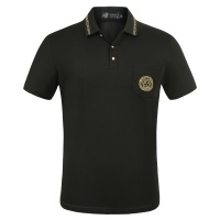 Versace T-Shirts Short Sleeved Polo For Men #563127