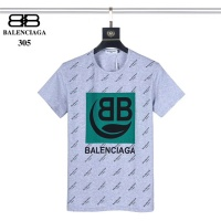 Balenciaga T-Shirts Short Sleeved O-Neck For Men #563332