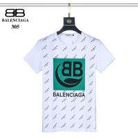 Balenciaga T-Shirts Short Sleeved O-Neck For Men #563333