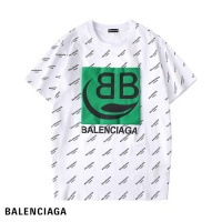 Balenciaga T-Shirts For Unisex Short Sleeved O-Neck For Unisex #563334
