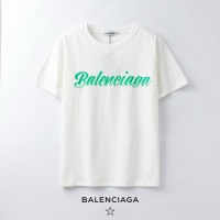 Balenciaga T-Shirts For Unisex Short Sleeved O-Neck For Unisex #563336
