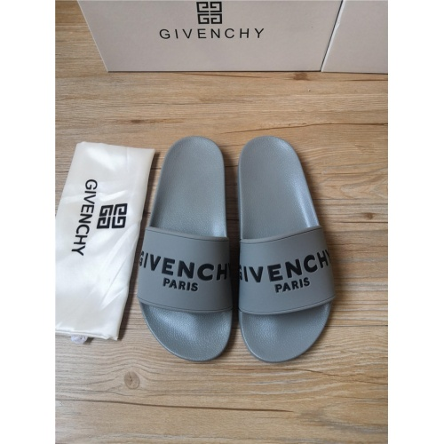 Cheap Givenchy Slippers For Men #757434 Replica Wholesale [$38.80 USD] [W#757434] on Replica Givenchy Slippers