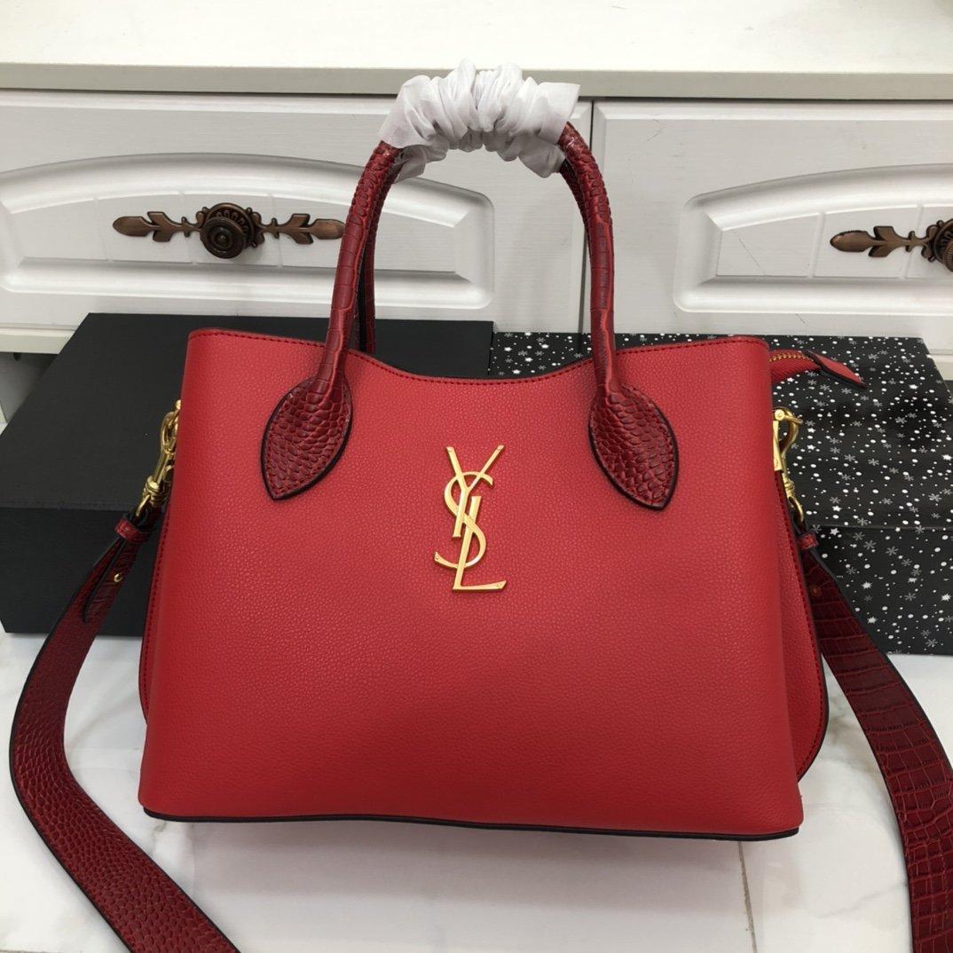 Cheap Yves Saint Laurent YSL AAA Quality Handbags For Women #758566 Replica Wholesale [$105.73
