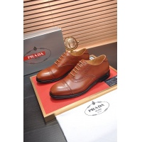 Prada Leather Shoes For Men #752215