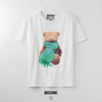 Moschino T-Shirts For Unisex Short Sleeved O-Neck For Unisex #752901