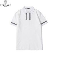 Versace T-Shirts Short Sleeved Polo For Men #753170