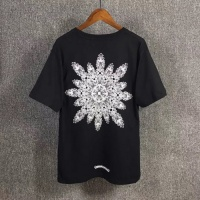 Chrome Hearts T-Shrits Short Sleeved O-Neck For Men #753216