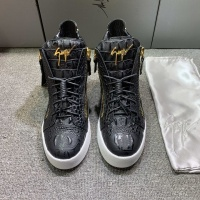 Giuseppe Zanotti High Tops Shoes For Men #753231