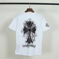Chrome Hearts T-Shrits Short Sleeved O-Neck For Men #753256