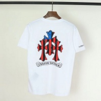 Chrome Hearts T-Shrits Short Sleeved O-Neck For Men #753286