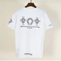 Chrome Hearts T-Shrits Short Sleeved O-Neck For Men #753307