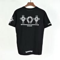 Chrome Hearts T-Shrits Short Sleeved O-Neck For Men #753308
