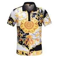Versace T-Shirts Short Sleeved Polo For Men #753426