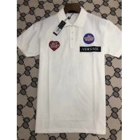 Versace T-Shirts Short Sleeved Polo For Men #753555