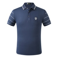 Versace T-Shirts Short Sleeved Polo For Men #753652