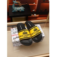 Dolce & Gabbana D&G Slippers For Men #753840
