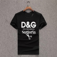 Dolce & Gabbana D&G T-Shirts Short Sleeved O-Neck For Men #754052