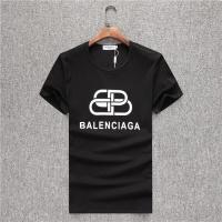 Balenciaga T-Shirts Short Sleeved O-Neck For Men #754071