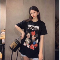Moschino T-Shirts Short Sleeved O-Neck For Unisex #754169