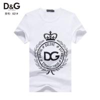 Dolce & Gabbana D&G T-Shirts Short Sleeved O-Neck For Men #754573