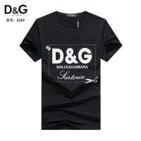 Dolce & Gabbana D&G T-Shirts Short Sleeved O-Neck For Men #754576