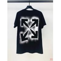 Off-White T-Shirts Short Sleeved O-Neck For Men #754637