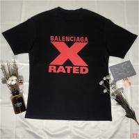 Balenciaga T-Shirts Short Sleeved O-Neck For Men #754712