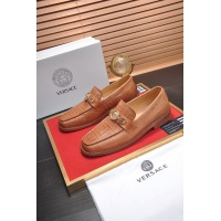 Versace Leather Shoes For Men #754744