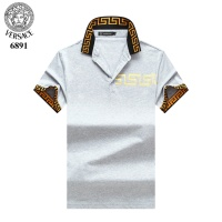 Versace T-Shirts Short Sleeved Polo For Men #754829
