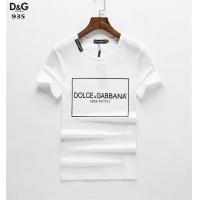 Dolce & Gabbana D&G T-Shirts Short Sleeved O-Neck For Men #755017